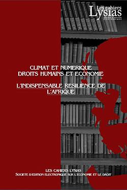 Climat et numérique, droits humains et économie